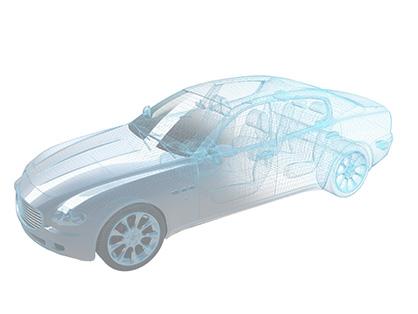 Automobile Control Development Support