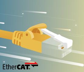 EtherCAT ハードウェアマスタ IP